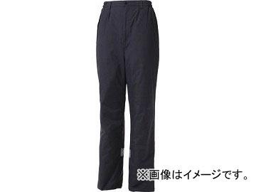 トラスコ中山 暖かパンツ LLサイズ ブラック TATBP-LL-BK(4878043) JAN:4989999337884