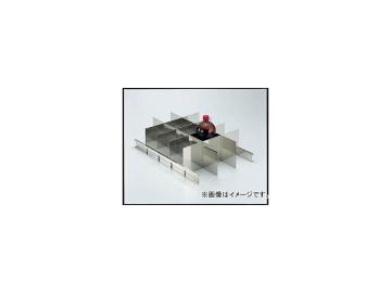 トラスコ中山 耐震薬品庫 SY型用仕切板セット 1LビンX15本用 SY-1000SS(4646878) JAN:4989999631661