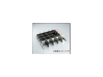 トラスコ中山 耐震薬品庫 SYW型用仕切板セット 1LビンX25本用 SYW-1000SS(4646894) JAN:4989999631685
