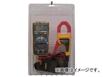 FLUKE ポケットサイズ・マルチメーター 電流クランプ付キット 101/I400E(7657196)
