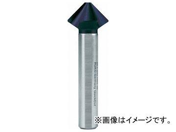 ルコー カウンターシンク「クイックカット」 チタンアルミ 25.0mm 102723F(7660723)