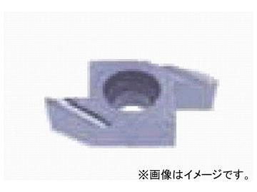 タンガロイ 旋削用溝入れTACチップ 超硬 10EL100B TH10(7075235) 入数:10個