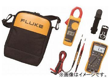 FLUKE 真の実効値マルチメーター 117/323KIT(7657315)