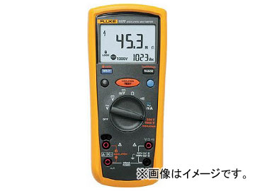 FLUKE デジタル・マルチメーター付絶縁抵抗計(2レンジ) 1577(7693176)