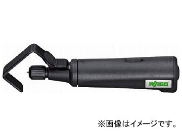 WAGO ケーブルストリッパ(ケーブル外径φ4.5~45mm丸型ケーブル用) 206-174-PK(7549270)