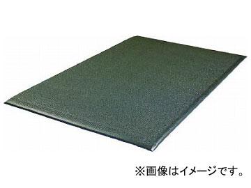 MISM 快適クッションマット 90150 黒/黄 309050012(7704470)