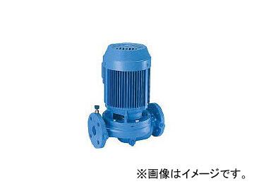 エバラ ラインポンプ 口径32mm 0.4kW 60HZ 32LPD6.4E(7734450)