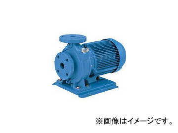 エバラ 片吸込渦巻ポンプ 口径50×40mm 2.2kW 60HZ 50X40FSFD62.2E(7734689)
