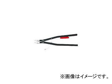 クニペックス 252-400mm 穴用スナップリングプライヤー 4410-J6(4968409)