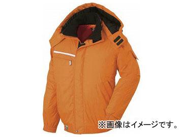 ジーベック 582582 防水防寒ブルゾン オレンジ 3L 582-82-3L(7639503)