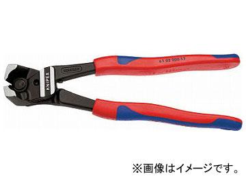 クニペックス KNIPEX/ 航空機仕様 エンドカッティングニッパー 6102-200S5 200mm
