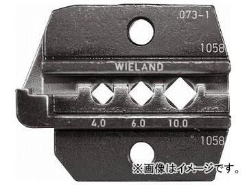 RENNSTEIG 圧着ダイス 624-073-1 Wieland 4.0-10 624-073-1-3-0(7665300)