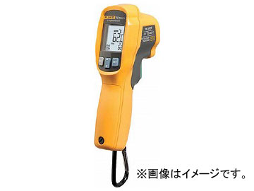 FLUKE 放射温度計 62MAX(7693401)