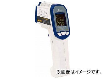 シンワ 放射温度計G耐衝撃デュアルレーザーポイント機能付 73063(7568941)