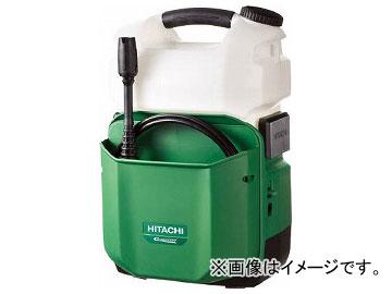 日立 14.4V コードレス高圧洗浄機 AW14DBL-LJC(4972619)