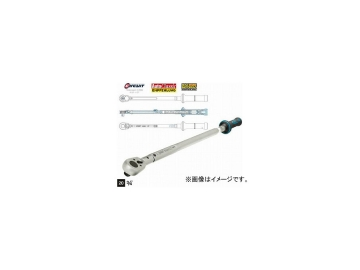 HAZET 高精度プリセット型トルクレンチ 6144-1CT(7626380)