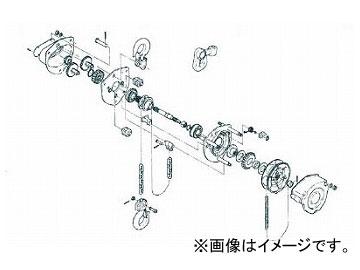 キトー M3形キトーマイティウエフック1式 C3BA025-10012(4989058)