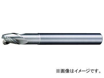 三菱K ALIMASTER超硬ラジアスエンドミル(アルミニウム合金用・S) C3SARBD1200N0300R100(7154810)
