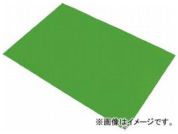 トラスコ中山 粘着クリーンマット 600×450MM グリーン CM6045-20GN(7679378) 入数:1箱(20シート)