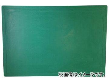 トラスコ中山 粘着マットフレーム 600×1200MM用 グリーン CM6012-BASE-GN(7679327)