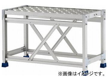 アルインコ 作業台 金具SUS仕様 CMT158S(7513577)