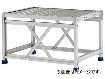アルインコ 作業台 金具SUS仕様 CMT158WS(7513585)