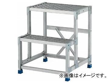 当店在庫してます! 金具SUS仕様 アルインコ CMT276S(7513615):オートパーツエージェンシー 作業台-DIY・工具