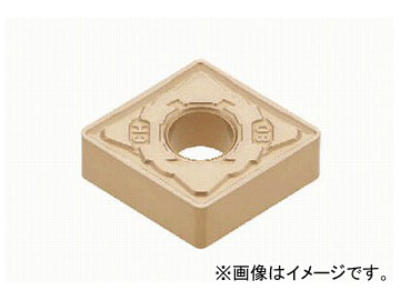 タンガロイ 旋削用M級ネガTACチップ CNMG160616-CH T5105(7097115) 入数:10個