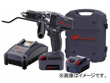 IR IR 1/2インチ 充電ドリルドライバー(20V) D5140-K2-JAPAN(4961072)