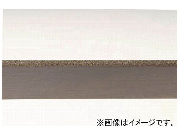 フナソー 電着ダイヤモンドバンドソー DB3X0.3X1065-120/140(7595409)