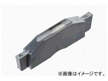 タンガロイ 旋削用溝入れTACチップ COAT DGE100-000 GH130(7086199) 入数:10個