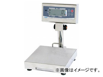 ヤマト 防水卓上形デジタル台はかり(検定外品) DP-6600N-12(7582951)