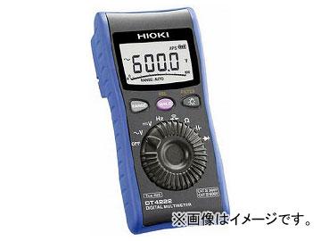 HIOKI デジタルマルチメータ DT4222(7538588)