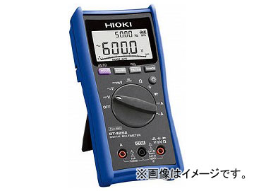 HIOKI デジタルマルチメータ DT4252(7538600)
