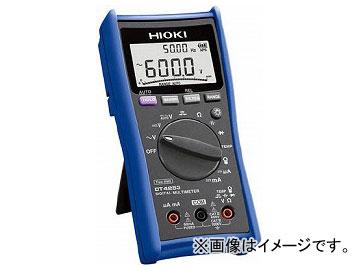 HIOKI デジタルマルチメータ DT4253(7538618)