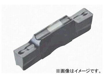 タンガロイ 旋削用溝入れTACチップ COAT DTF3-040-R GH130(7087837) 入数:10個