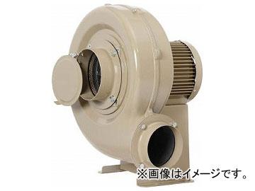 昭和 高効率電動送風機 コンパクトシリーズ(0.75kW-400V) EC-H07-400V(7605871)