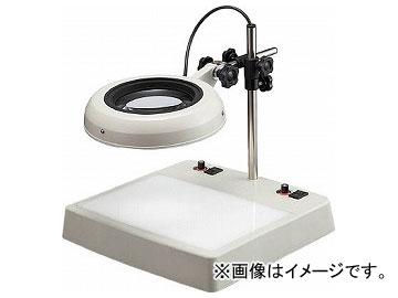 オーツカ LEDライトボックス式照明拡大鏡 4倍 ENVL-CLX4(7546025)