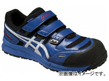アシックス ウィンジョブCP102 ブルー×ホワイト 26.0cm FCP102.4201-26.0(4944275)