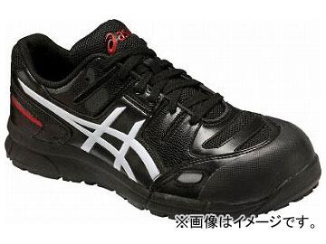 アシックス ウィンジョブCP103 ブラック×ホワイト 27.5cm FCP103.9001-27.5(4944721)