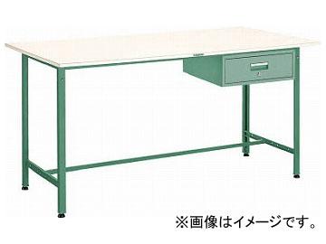 トラスコ中山 HAE型立作業台 900X600XH900 1段引出付 HAE-0960F1(2784629)