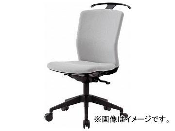 IRIS ハンガー付回転椅子(シンクロロッキング) グレー HG-X-CKR-S46M0-F-GY(7594291)