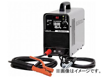 育良 溶接名人 インバーターアーク溶接機 100V・200V兼用 ISK-LY162(7727551)