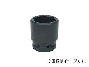 WILLIAMS 1ドライブ ショートソケット 6角 38mm インパクト JHW7M-638(7578091)