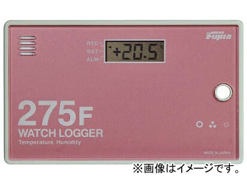 Fujita データーロガー(カードタイプ) KT-275F(7586906)
