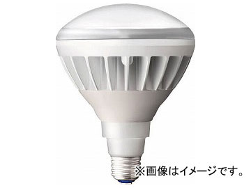 岩崎 LEDアイランプ14Wタイプ(本体:白色 光色:昼白色) LDR14N-H/W850(7757719)