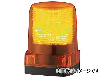 パトライト LEDフラッシュ表示灯 LFH12Y(7514506)
