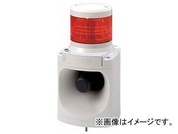 パトライト LED積層信号灯付き電子音報知器 LKEH102FAR(7514620)