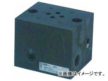 TAIYO マニホールドブロック MD1VW05(7654057)