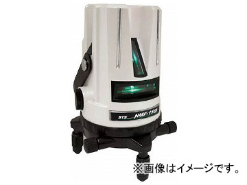 STS グリーンレーザー墨出器 NMF-11G(7545924)